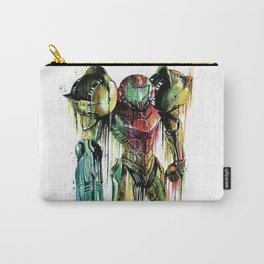 Samus Aran Carry-All Pouch