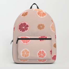 Lemons limes and oranges Backpack