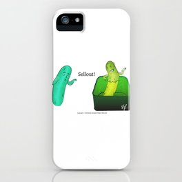 Soaking in Awesome (The Sellout) iPhone Case