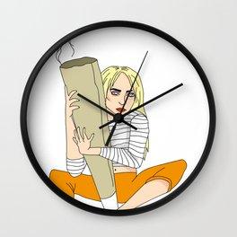 Lou Wall Clock