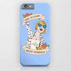 Fall in love with yourself Slim Case iPhone 6s
