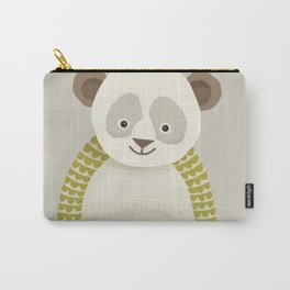 Whimsical Giant Panda Carry-All Pouch