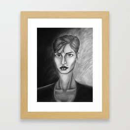 Intense Framed Art Print