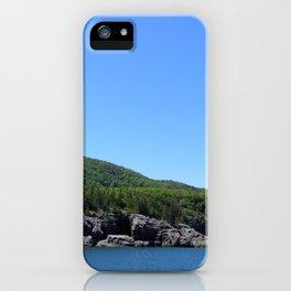 Bar Harbor iPhone Case