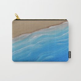Ocean Shore Carry-All Pouch