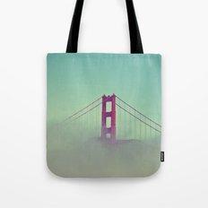 Good Morning San Francisco Tote Bag