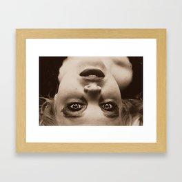 Unforgotten II. Framed Art Print