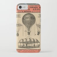 sport iPhone & iPod Cases featuring Sport Aeronaute by DAChiemsee