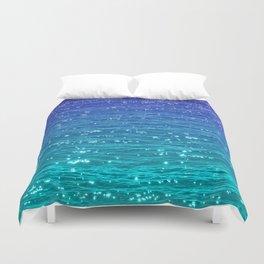 SEA SPARKLE Duvet Cover