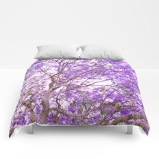 Purple Dream Comforters