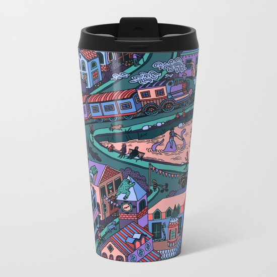 Loch Tess Metal Travel Mug