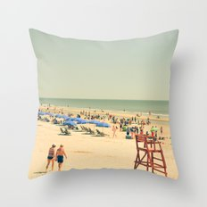 Summer of Love Throw Pillow