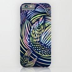 Bird swirl Slim Case iPhone 6s