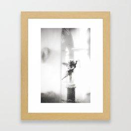 San Michele Angel Framed Art Print