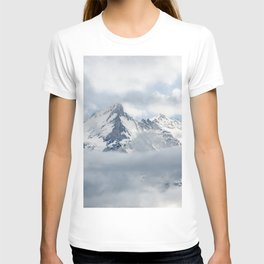 Eiger Mountain in Clouds T-shirt