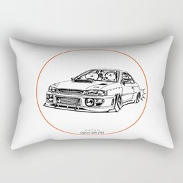 Crazy Car Art 0195 Rectangular Pillow