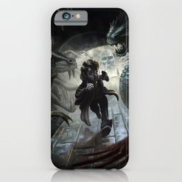 Potter iPhone Case