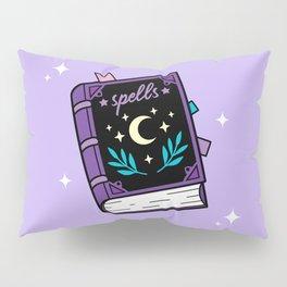Magical Spellbook Pillow Sham
