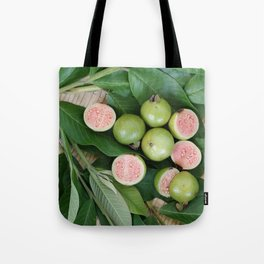 FRUITS & LEAVES Tote Bag