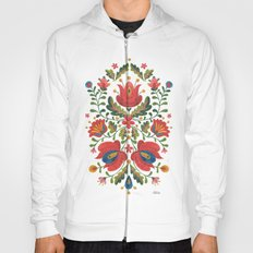 Folk Embroidery Hoody
