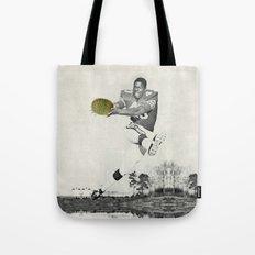 Raw Deal Tote Bag