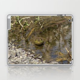 Whatcha Looking at Frog? Laptop & iPad Skin