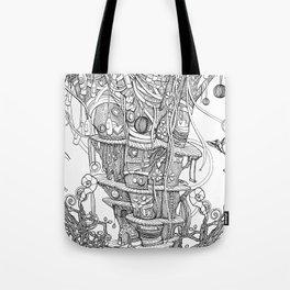 IMAGINATION (pillow, tote bags) Tote Bag