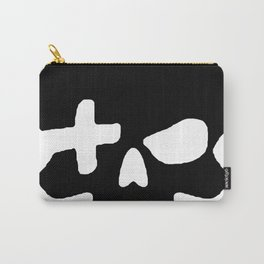 Skull plus Carry-All Pouch
