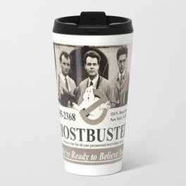 GHOSTBUSTERS - We're ready to believe you! Travel Mug