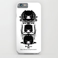 Three devil heads iPhone 6s Slim Case