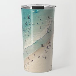 beach love V Travel Mug