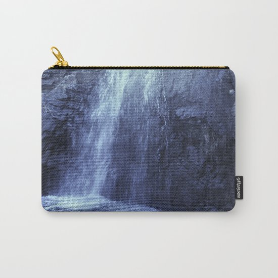 """""""At the mountains"""" Waterfalls... Carry-All Pouch"""