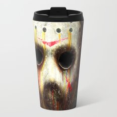 Jason Voorhees Travel Mug