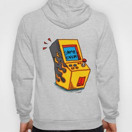 Vintage Arcade game Machine Hoody