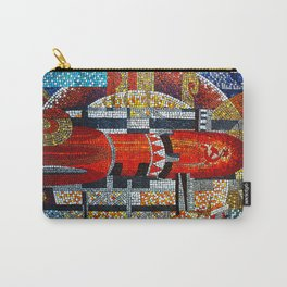 Spaceships Will Cross The Sky Carry-All Pouch