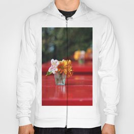 The red table Hoody