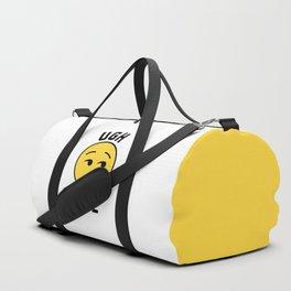 Ugh Life Funny Quote Duffle Bag