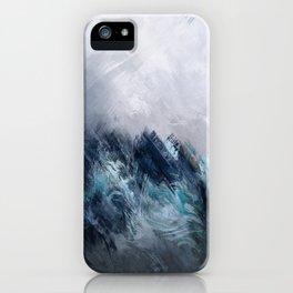 Frozen Lands iPhone Case