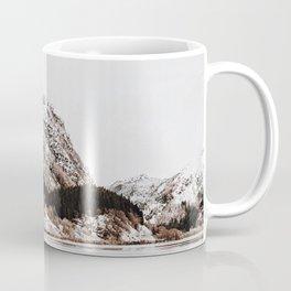 LAKE - OCEAN - BAY - SNOW - MOUNTAINS - HILLS - PHOTOGRAPHY Coffee Mug
