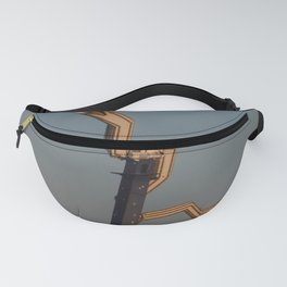 down, down Fanny Pack