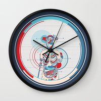 anatomy Wall Clocks featuring Anatomy by infloence