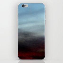 Night Lights Moving Sunset 18 iPhone Skin
