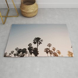 Sunsets in Venice Rug