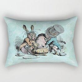 Tea Party (the real one) Rectangular Pillow