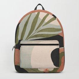 Tropical Girl 21 Backpack