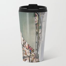 La Seine . Paris Travel Mug