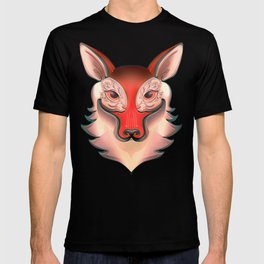 Fox Rabbit T-shirt