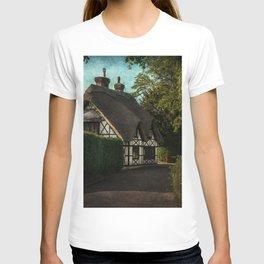 A Berkshire Half Timbered Cottage T-shirt