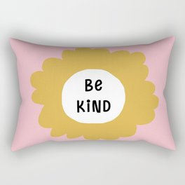 Be Kind Rectangular Pillow