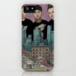 Blink 182 - Neighborhoods iPhone Case